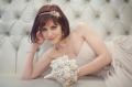 Hannah Northedge sings at vintage wedding booking